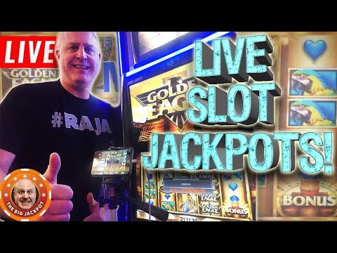 ?LIVE High Limit MEGA JACKPOTS! Biggest Wins on YouTube! - The Big Jackpot - 동영상