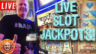 🔴LIVE High Limit MEGA JACKPOTS! Biggest Wins on YouTube! | The Big Jackpot
