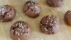 Biscuits au chocolat , Recette facile