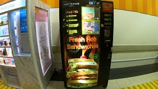 Sandwich Vending Machine