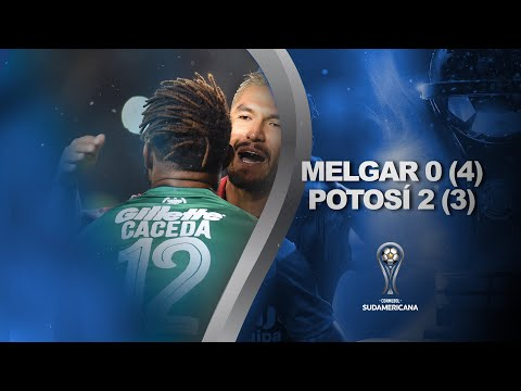 FBC Melgar Nacional Potosí Goals And Highlights