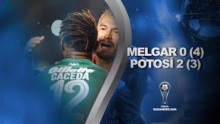 Melgar vs. Nacional Potosí [0-2] (4-3) | GOLES | Primera fase (Vuelta) | Sudamericana 2020