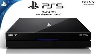 PS5 Trailer Concept! Sony PlayStation 5 Release Date Anouncement Unboxing Graphics News & Rumors