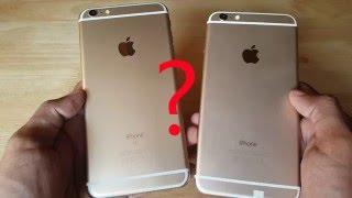 Real iPhone vs Fake iPhone | តើ iPhone ចិនខុសពី iPhone ពិតយ៉ាងម៉េចខ្លះ?