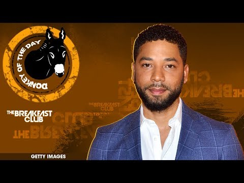 Uptown Angela - Jussie Smollet is Donkey of the Day