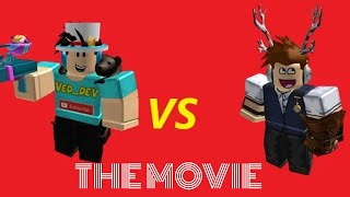 Ved_Dev VS Conor3D THE MOVIE (PART 1-2)(roblox animations)