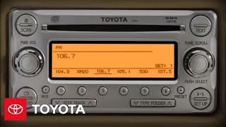 FJ Крузер як: Bluetooth® телефонів спарювання | Тойота