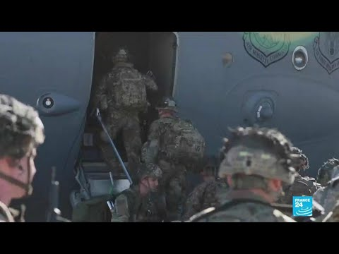 Les États-Unis envoient des renforts militaires autour de l'Irak