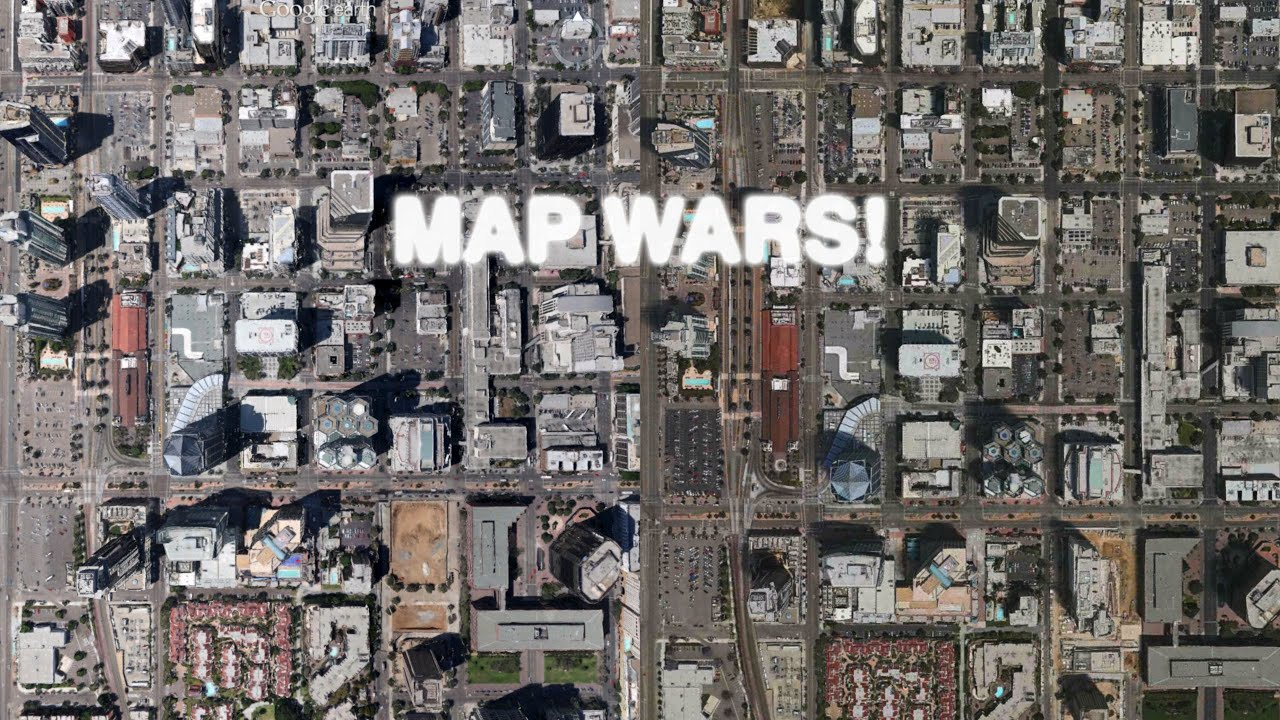 Map wars apple 3d maps ios 6 vs google earth 3d buildings youtube gumiabroncs Images