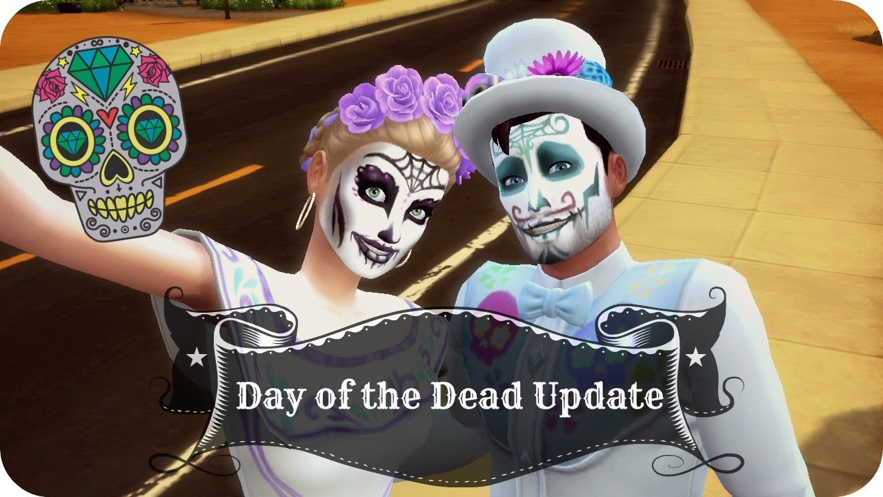 book of the dead sims 4