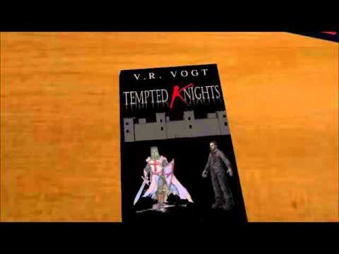 Tempted Knights Book Cover