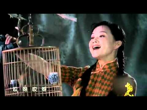 Chinese Opera - weaver and singer
