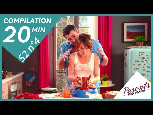 20 minutes de Parents mode d'emploi Saison 2 [4] (Amour toujours !)