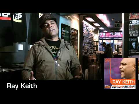 Ray Keith - Artist Spotlight with Ray Keith