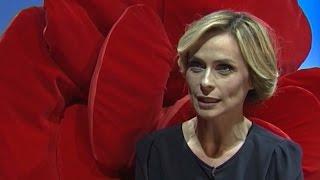 Serena Autieri a Retroscena, martedì 21 marzo e mercoledì 22 in seconda serata su Tv2000