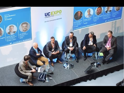 UC EXPO 2015 - The Future of Unified Communications - Panel Debate