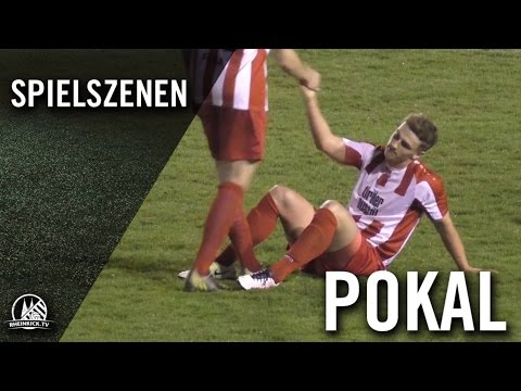 TSC Euskirchen – FC Viktoria Köln (Viertelfinale, Bitburger-Pokal 16/17) | RHEINKICK.TV