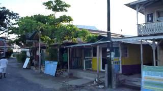 Isla Colon Town, Bocas del Toro, Panama