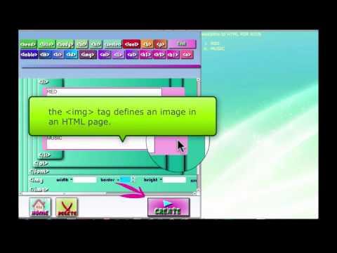 HTML FOR KIDS
