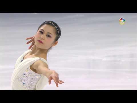 2016 GPF - Satoko Miyahara FS NBC HD