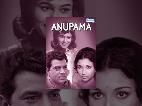 Anupama - Hindi Full Movies - Dharmendra - Sharmila Tagore - Superhit Bollywood Movies