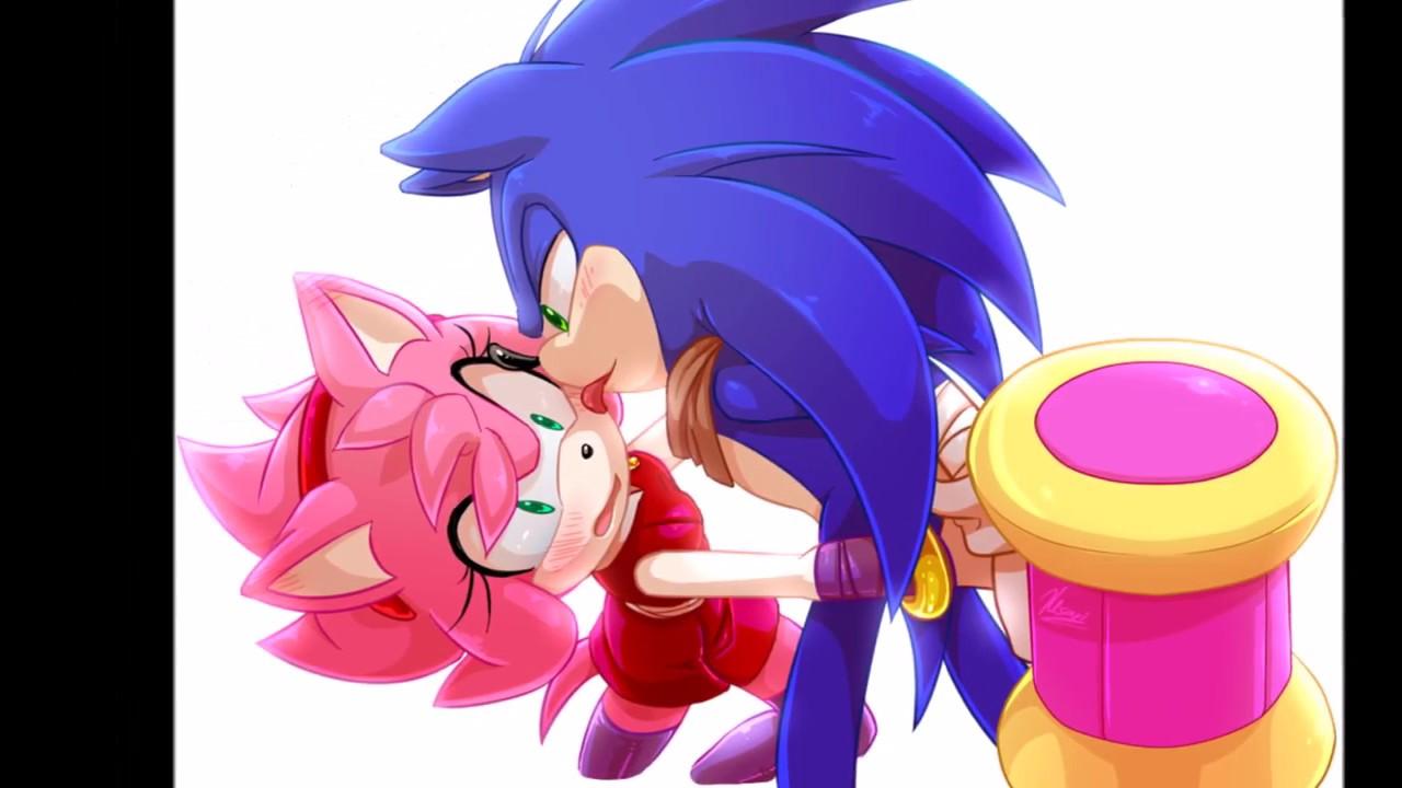 Sonic The Hedgehog - I Gotta Feeling ft. Amy Rose ★ - YouTube