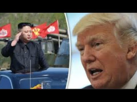 """Breaking: """"North Korea Shocking Fear"""" Trump May Preemptive Strike After Winter Olympic"""