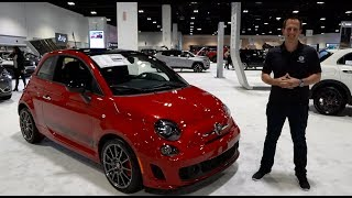 Is it NOW or NEVER to BUY a 2020 Fiat 500 Abarth?
