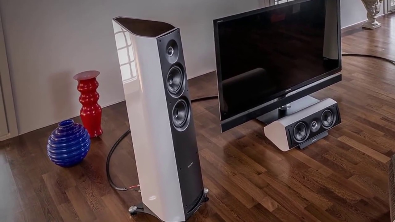 Sonus faber Venere 2 5 Floorstanding Speaker Review