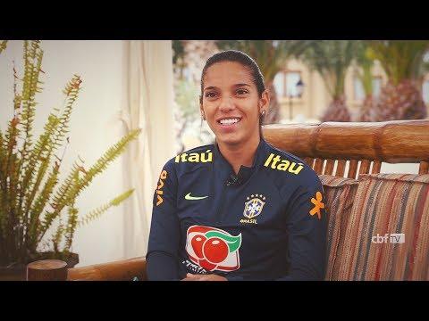 Seleção Brasileira Feminina: Millene de Rondônia à Seleção Brasileira