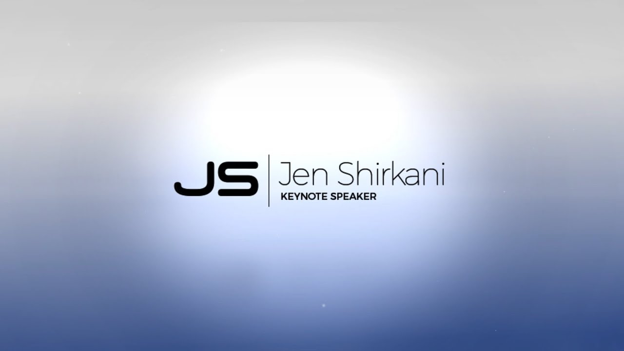 Emotional Intelligence Speaker - Jen Shirkani - Keynote Speaker