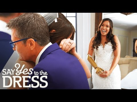 """Randy Surprises the """"Bionic Model"""" on Her Wedding Day! 