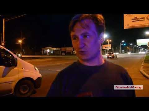 Видео Новости-N: Водитель рассказал о конфликте с пьяной компанией на 'Дэу'