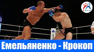 Федор Емельяненко - Мирко Крокоп. Бой.