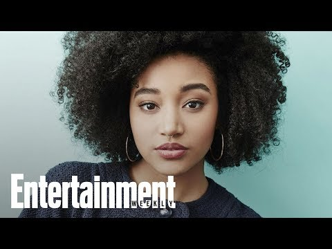 Black Panther Casting: Amandla Stenberg On Why She Bowed Out   Flash  Entertainment Weekly