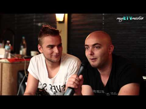 Showtek Interview at Identity Festival