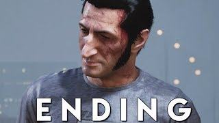 A WAY OUT ENDING *LEO ENDING* - Walkthrough Gameplay Part 11 (PS4 Pro)