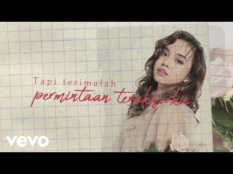 Lyodra - Pesan Terakhir (Official Lyric Video)
