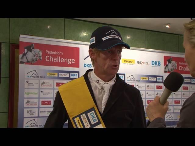 Interview - Marcus Ehning