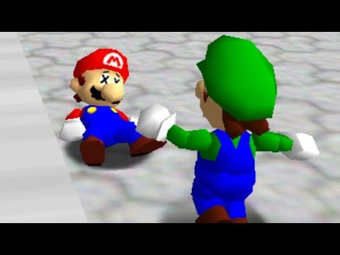 Don't Play On Public Servers In Super Mario 64 Online