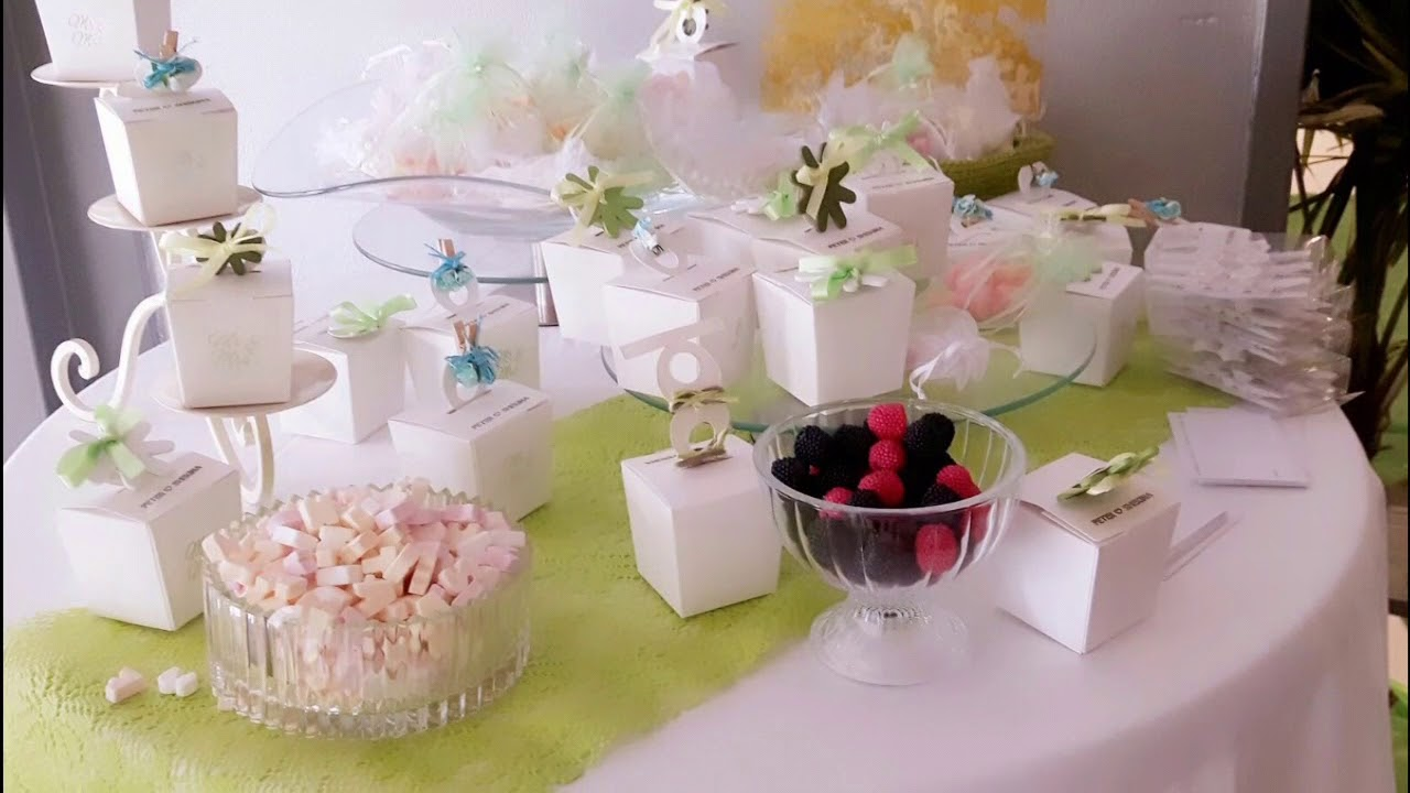 Décoration Mariage Chic Et Glamour Youtube