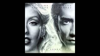 Alejandro Fernández ft. Christina Aguilera - Hoy tengo ganas de ti (Audio)