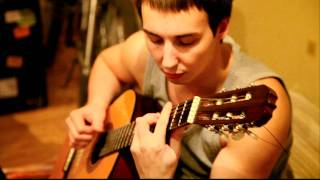 Backstreet boys All I have to give (cover guitar)