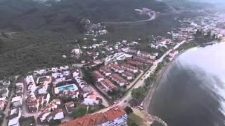 Turkey Bursa Kurşunlu sahili Multikoter Drone Havdan çekimlerim Nihat 2016
