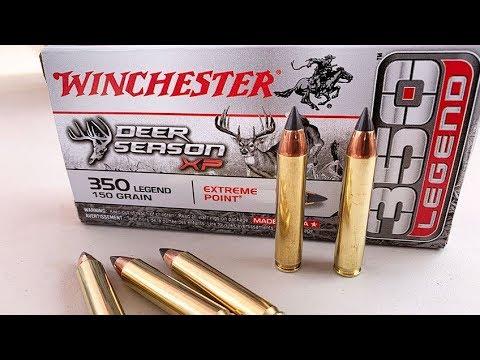 New from Winchester,  350 Legend | Modern Muzzleloader