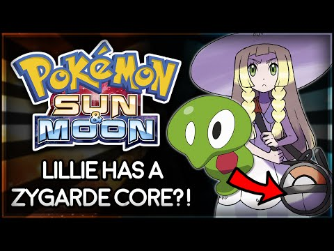 Lillie Ashs Traveling Companion In Pokemon Sun And Moon