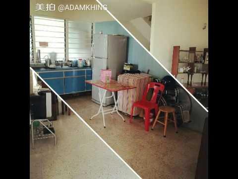 2 Storey Semi D At nearby Han Chiang School