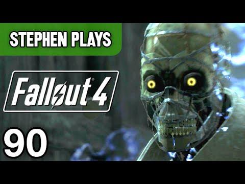 "Fallout 4 #90 - ""University Point"""