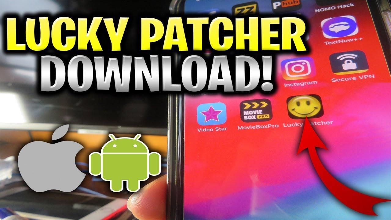 How to Get Lucky Patcher Download iOS/Android APK 🔥 Install Lucky Patcher  2019