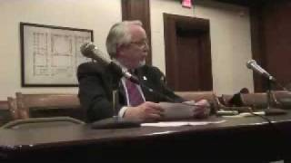 Jack Cole, former New Jersey State Police speaks for marijuana legalization